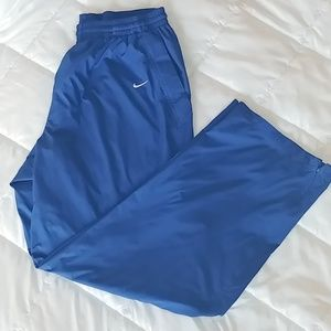 Nike men's blue joggers pants size 2XL